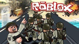 Roblox WW2 - ALLIED POWERS VS AXIS POWERS! (World War 2)