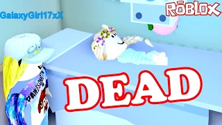 Roblox / DIED IN SURGERY!! / Meep City ft AliceLPS / GamingwithPawesomeTV