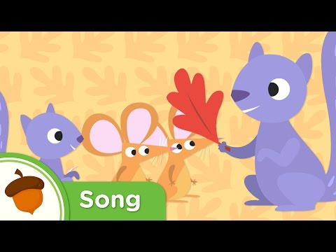 Why Do Leaves Change Color?   Original Kids Song from Treetop Family