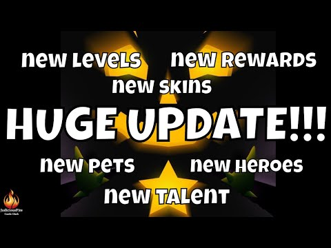 HUGE Castle Clash Update Coming Soon!