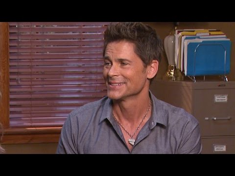 Rob Lowe Reveals the Secret to His Ageless Face