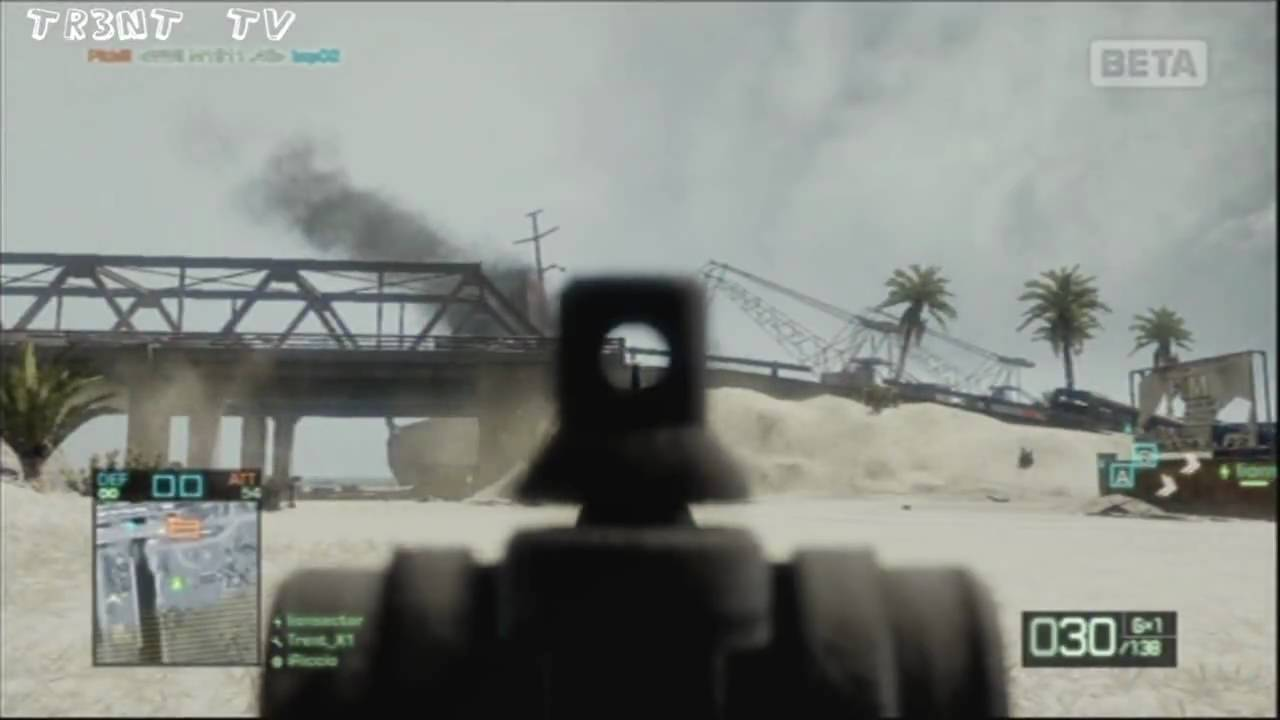 battlefield bad company 2 beta