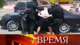 ВРостовской области задержан предполагаемый налетчик наювелирный магазин вКамышине.