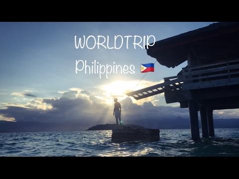 WORLDTRIP Philippines Siquijor Island Jetski and the Maldives of the Philippines Dji Mavic HD