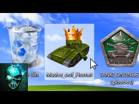 Tanki Online MASTER_OOF_HORNET.EXE | Ghost Animator TO