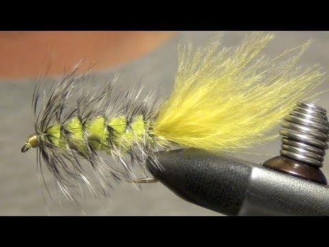 Woolly Bugger Fly Tying Video Instructions