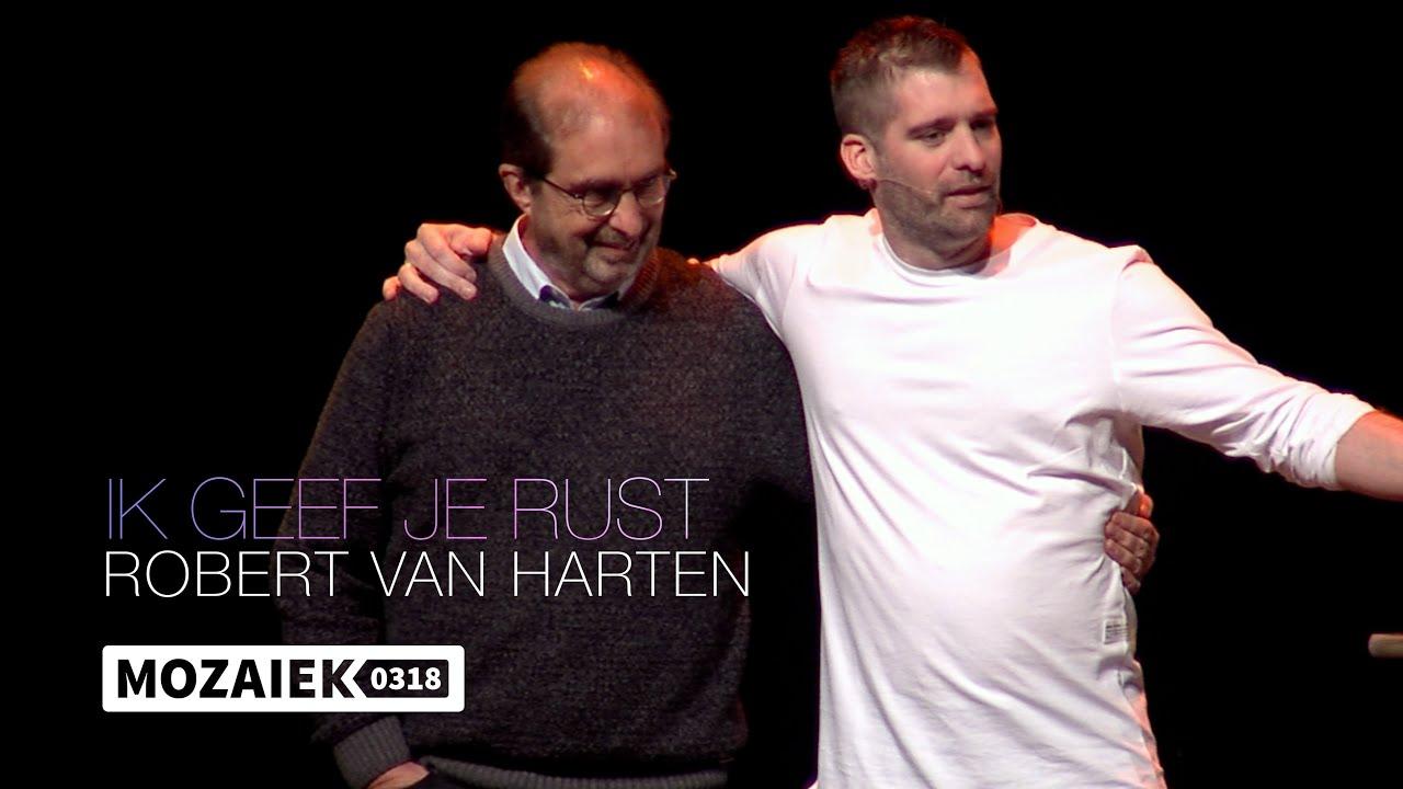 Preek: Ik geef je rust - Robert van Harten