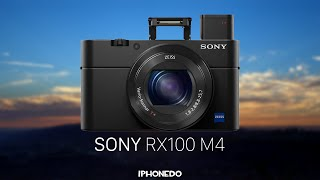 Sony RX100 M4 — Is It A Good Video Camera?