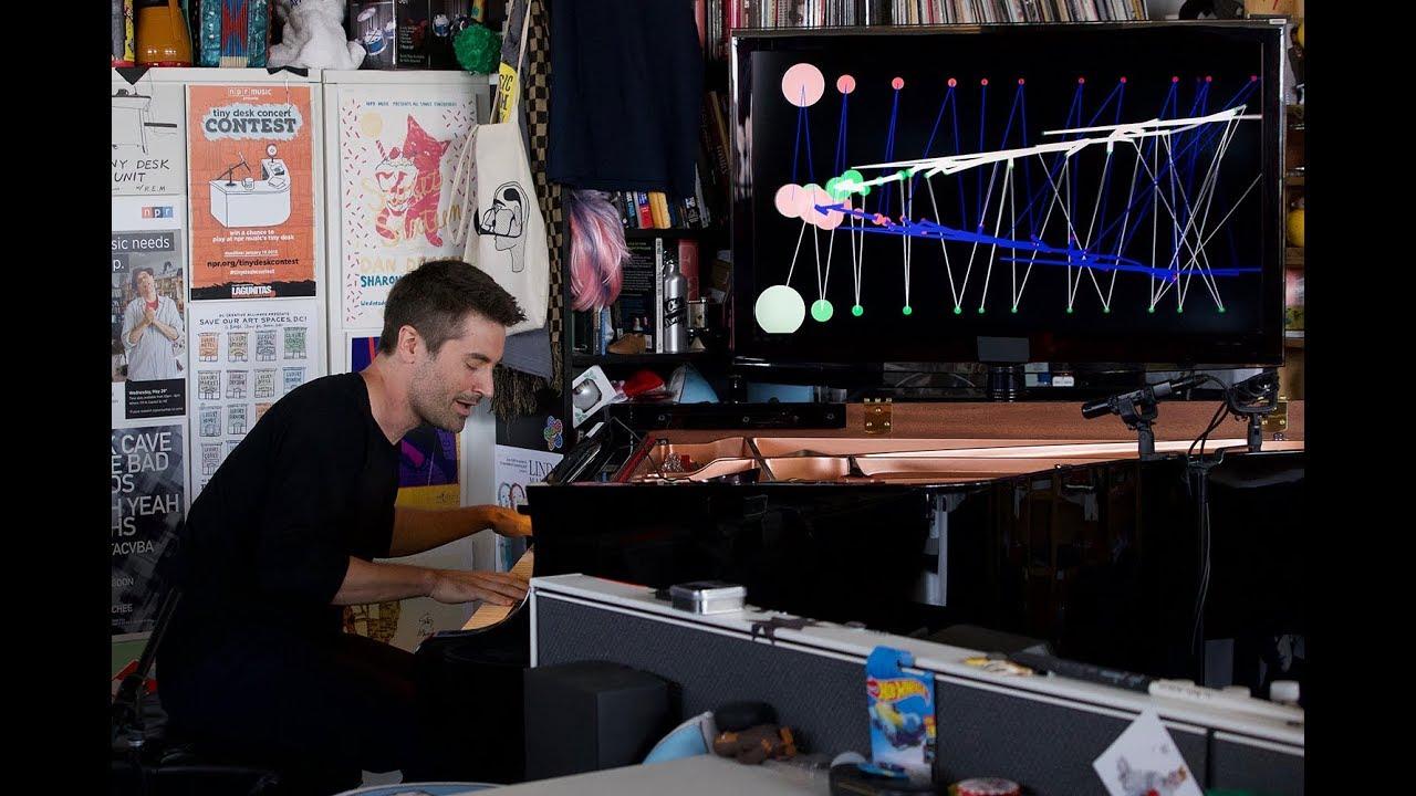 Dan Tepfer: NPR Music Tiny Desk Concert