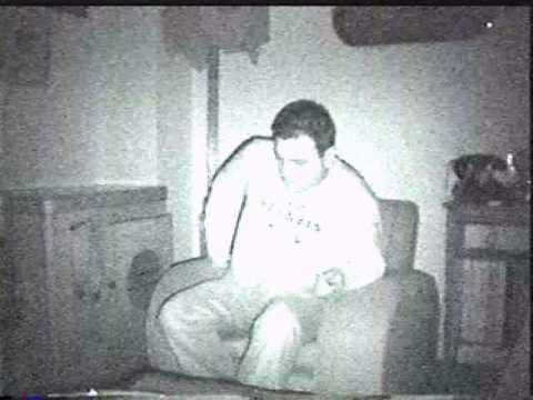 More Spooky Real Ghost Video From A Haunted House In