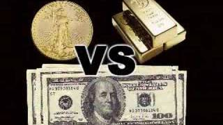 GOLD v.s. DOLLAR The FEDERAL RESERVE IS DESTROYING THE ECONONOMY