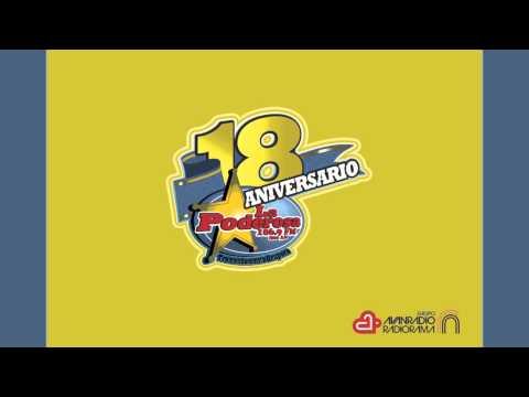 Identificacion La Poderosa 106.9 FM Veracruz, Veracruz