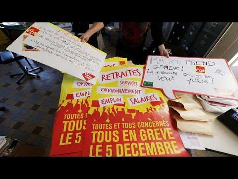 France at standstill