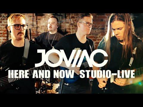 Joviac - Here And Now [Studio Live]