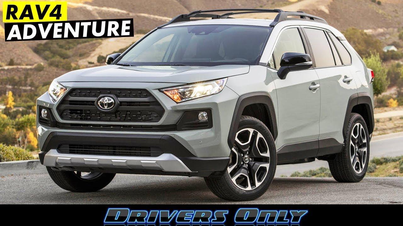 2020 Toyota RAV4 Adventure - Engineered for Versatility ...