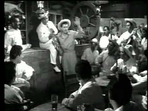 La vida no vale nada. (película) Pedro Infante cantando Camino de Guanajuato.