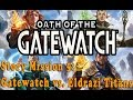 #5|Oath of the Gatewatch: The Gatewatch vs Eldrazi Titans| Magic Duels Story Mode Full HD Gameplay