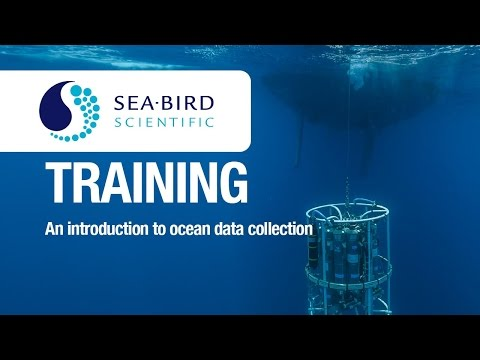 An introduction to ocean data collection.