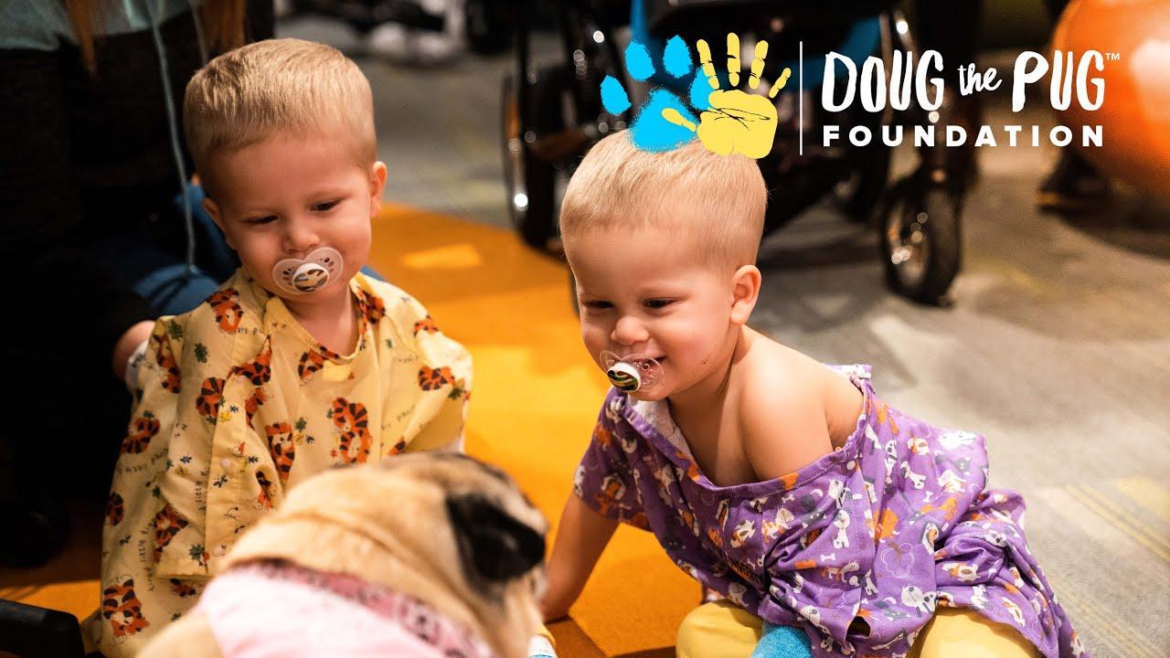ANNOUNCEMENT: Doug The Pug Foundation