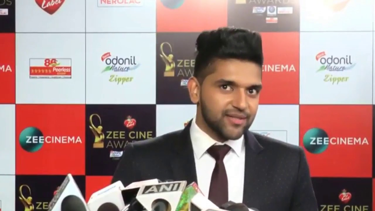 Guru Randhawa | Zee Cine Awards 2018 - Red Carpet