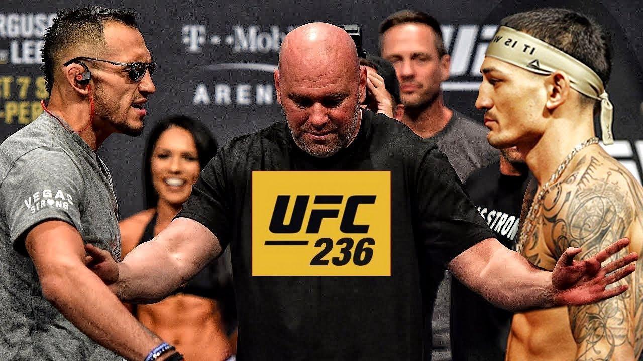 ВОТ ЭТО ДА! ТОНИ ФЕРГЮСОН ПРОТИВ МАКСА ХОЛЛОУЭЯ НА UFC 236! МАРК ГЕНРИ ГОВОРИТ С ЗАБИТОМ ПО-РУССКИ!