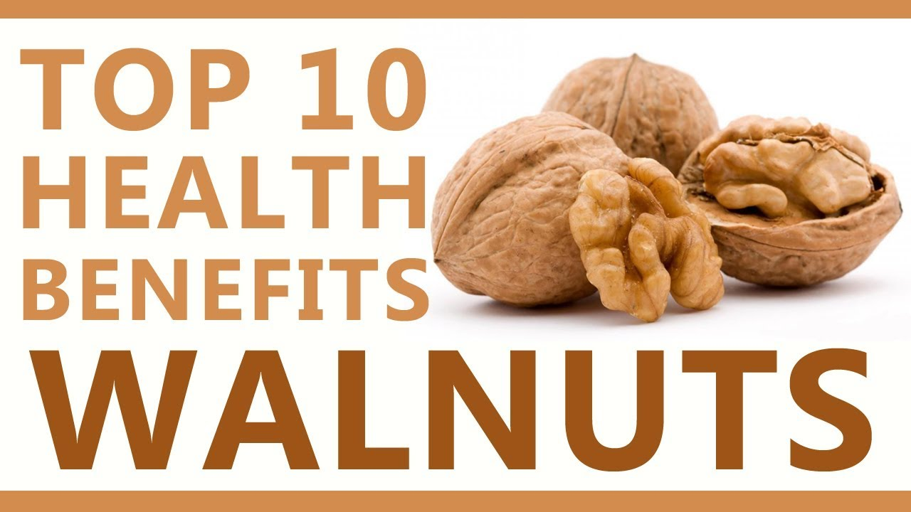 The benefits of walnuts 54