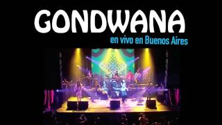 Gondwana - En vivo en Bs As [AUDIO, FULL ALBUM 2010]