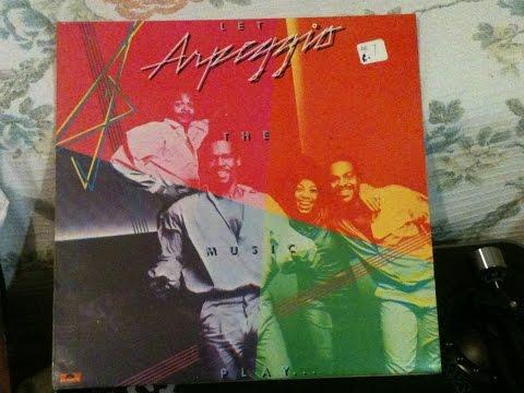 Arpeggio - Let The Music Play (Full Album 1978)