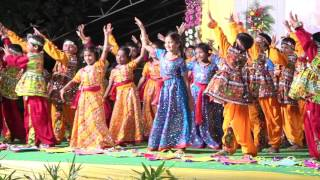 Annual Day 2015-16 Dance performance by 3rd class Boys&Girls