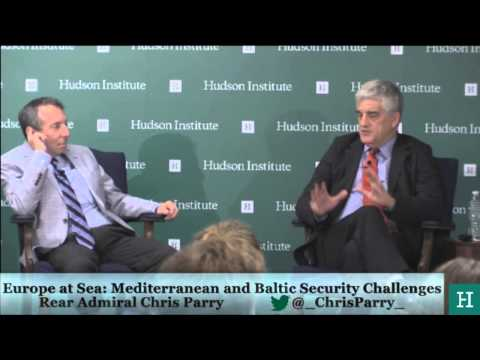 Europe at Sea: Mediterranean and Baltic Security Challenges