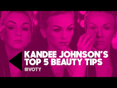 Kandee Johnson's 5 Favorite Makeup Tips from Beauty ReCovered