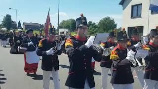 Schutterij St. Sebastianus Mheer (BF Sint Geertruid 2019)
