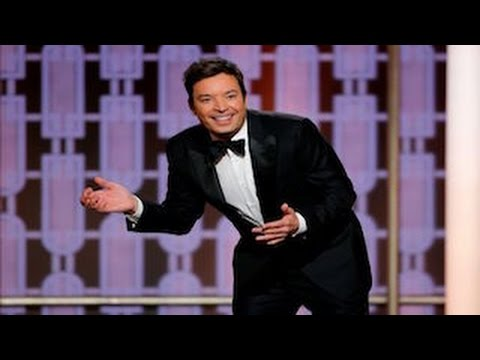 Thumbnail: Jimmy Fallon Disses Mariah Carey And Donald Trump During His Golden Globes Opening Monologue