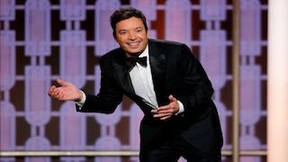 Jimmy Fallon Disses Mariah Carey And Donald Trump During His Golden Globes Opening Monologue
