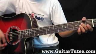 David Archuleta - My Hands, by www.GuitarTutee.com
