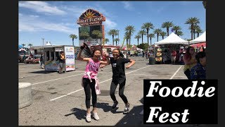 Birthday vlog | Foodie Fest | Vegas vlog