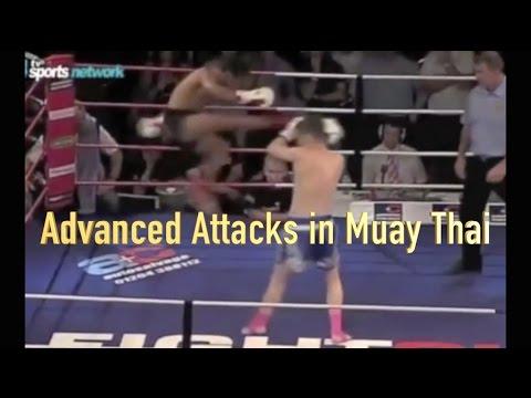 Advanced Attacks in Muay Thai