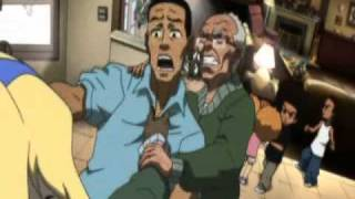 Boondocks 28 Weeks Later parody.