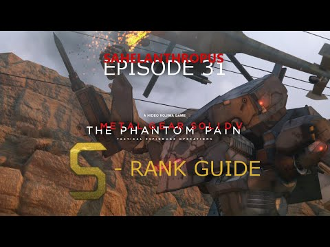 how to get s rank mgsv