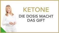 Ketone - Die Dosis macht das Gift | Dr. Petra Bracht | Gesundheit, Wissen, Ernährung
