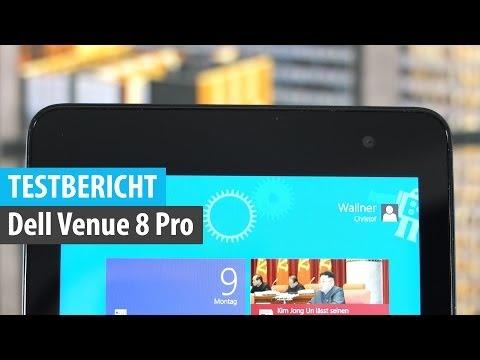 Review: Dell Venue 8 Pro im Test (Deutsch) | tabtech.de