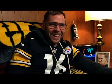 Dad's Steelers Outtakes