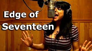 Edge Of Seventeen - Stevie Nicks - Cover - Sara Loera - Ken Tamplin Vocal Academy