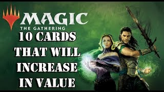 10 MTG Cards to Buy Before War of the Spark