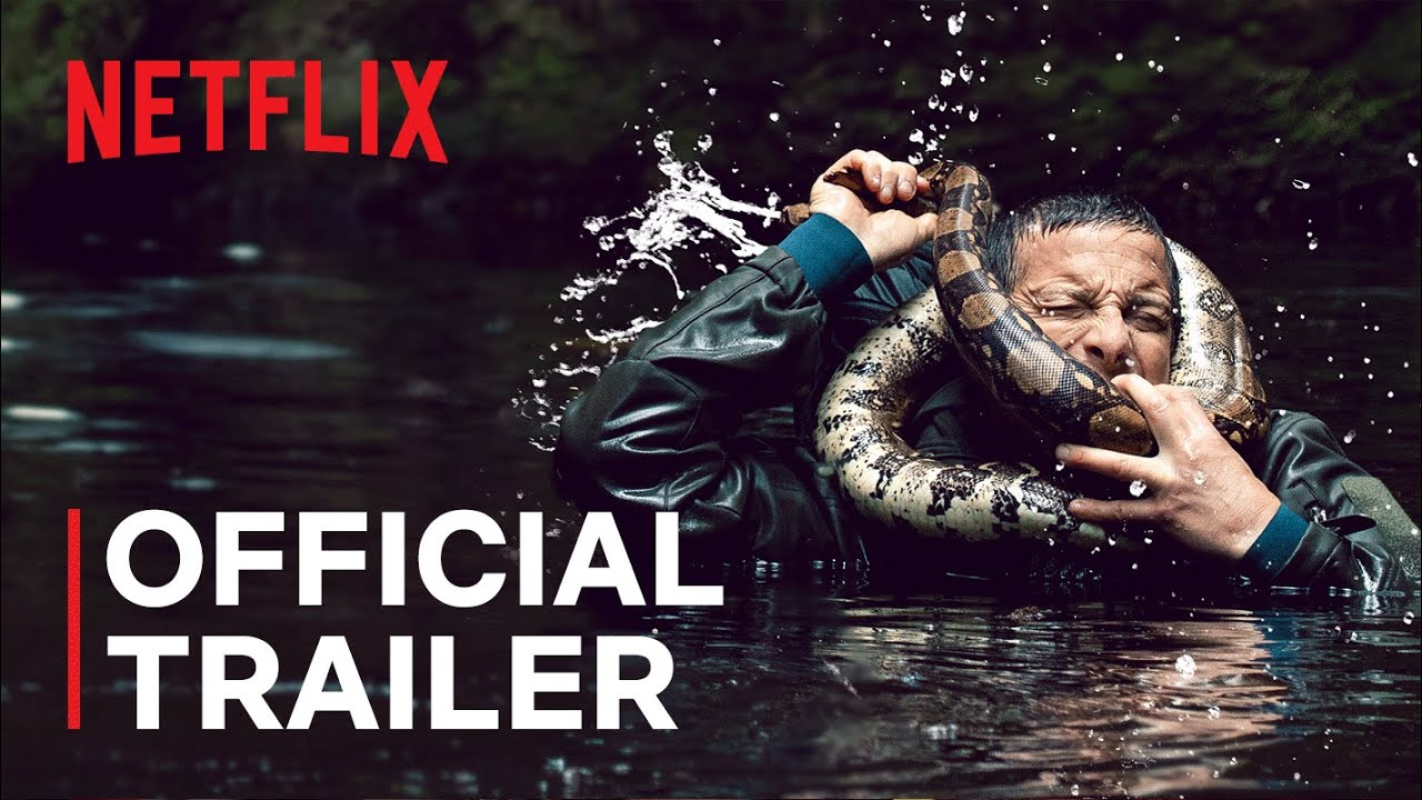 Animals on the Loose: A You vs. Wild Interactive Movie   Official Trailer   Netflix