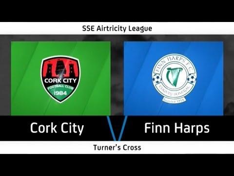 Highlights: Cork City 5-0  Finn Harps