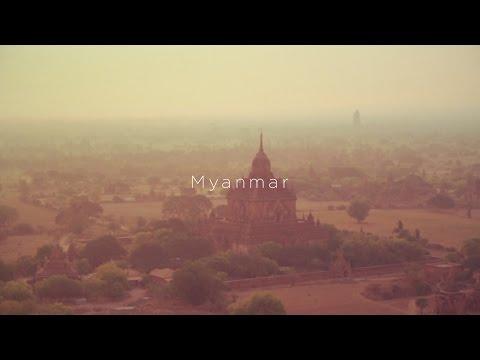 Wander in Myanmar