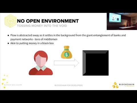Introduction to Blockchain and Ethereum - Blockchain for Developers [Lecture 1]