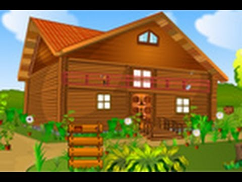 Locked Wooden House Escape Walkthrough