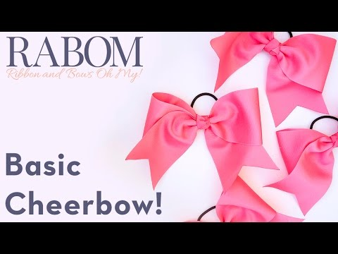 Basic Cheerbow